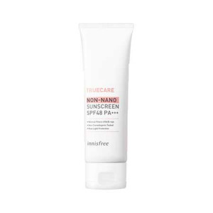 Innisfree Truecare Non Nano Sun Screen SPF48 PA+++ [Big Size] 80ml