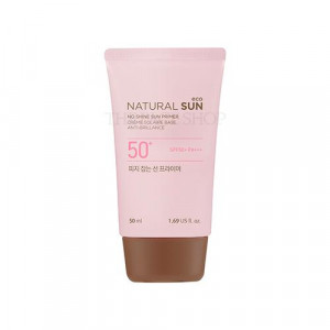 The Face Shop Natural Sun Eco No Shine Sun Primer SPF50+ PA+++ 50ml