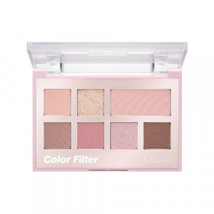 Missha [Limited] Color Filter Shadow Palette #Blooming Filter 6.8g
