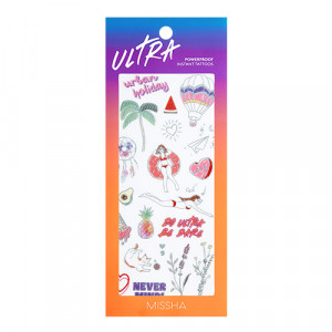 MISSHA Ultra Powerproof Tatto Sticker