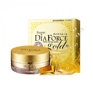 REARAR DIAFORCE Hydro Gel Eye Patch Gold 90ea