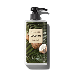 The Saem Touch On Body Coconut Body Wash 300ml