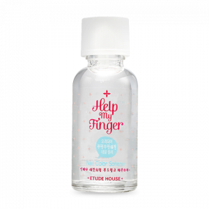 Etude House Help My Finger Nail Color Softener 30ml