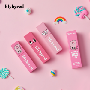 Lilybyred x Esther Bunny Mood Liar Velvet Tint
