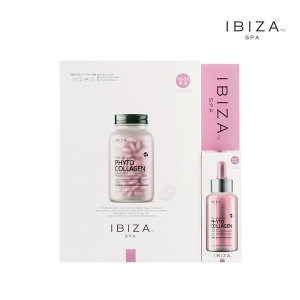IBIZA SPA Anti-aging Phyto Collagen Mask + Ampule