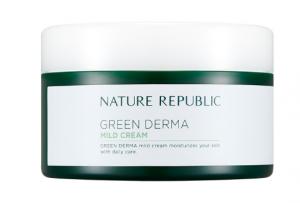 Nature Republic Green Derma Mild Cream 190ml