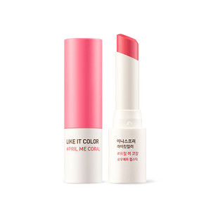 Innisfree Like It Color #Pril Me Coral Raw Matte Lipstick 4.3g