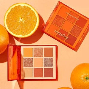 Innisfree Orange Edition Juicy Orange Palette 7.8g