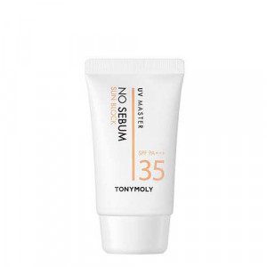 TONYMOLY UV Master No Sebum Sun Block SPF35 PA+++ 50ml