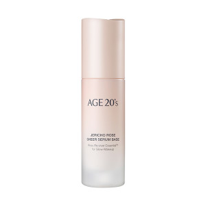 Age 20's Jericho Rose Sheer Serum Base 30ml