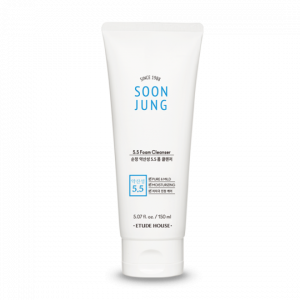 Etude House Soon Jung 5.5 Foam Cleanser 150ml