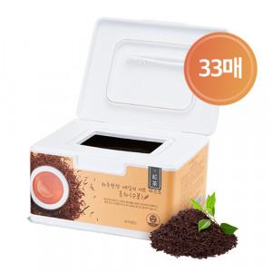 APIEU Daily Sheet Mask Black Tea 33pcs/350g