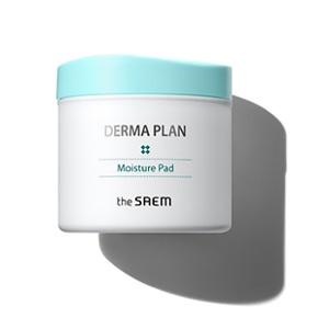 The Saem Derma Plan Moisture Pad 155ml/ 70P