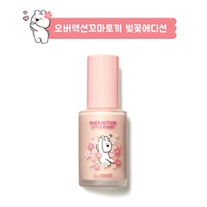 The Saem [Over Action Little Rabbit] Eco Soul Peach Base 30ml