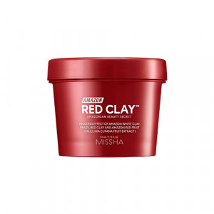 MISSHA Amazon Red Clay™ Pore Mask 110ml