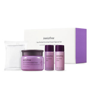 Innisfree Orchid Enriched Cream Special Set 1ea
