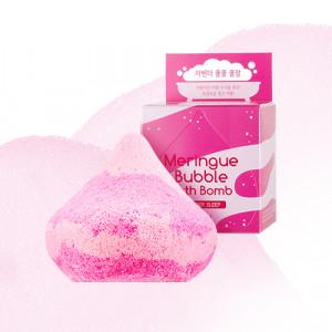 APIEU Meringue Bubble Bath Bomb [Lavender Sleep] 100g