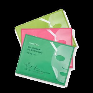 Innisfree Second Skin Oil Serum Mask 14g