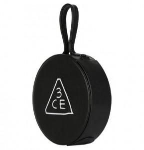 STYLENANDA 3CE Round Tote Bag #BLACK
