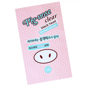 HolikaHolika Pig Nose Clear Black Head Perfect Sticker 1 Sheet