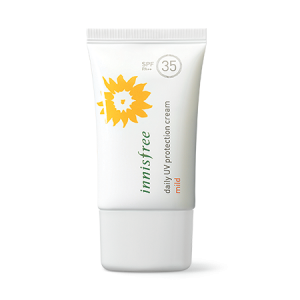 [E] Innisfree Daily UV Protection Cream Mild SPF50+ PA++ 50ml