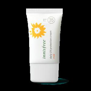 Innisfree Daily UV Protection Cream Mild SPF50+ PA++ 50ml