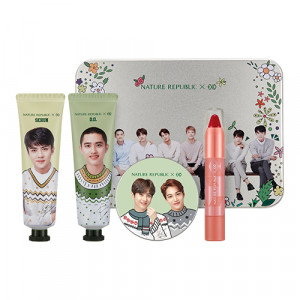 Nature Republic Chok-Chok Moisture Special Collection 4 items [EXO, LTD]