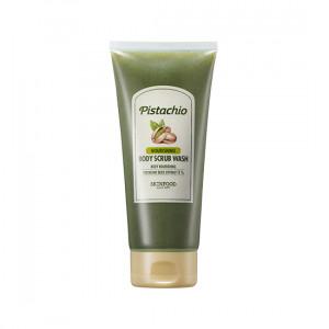 Skinfood Pistachio Nourishing Body Scrub Wash 200g