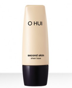 OHUI Second Skin Sheer Base 40ml