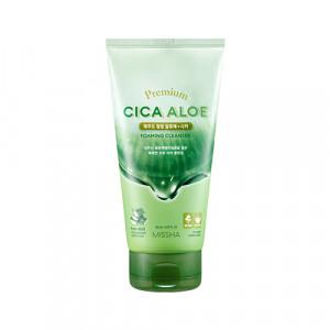 MISSHA Premium CICA Aloe Cleansing Foam 150ml