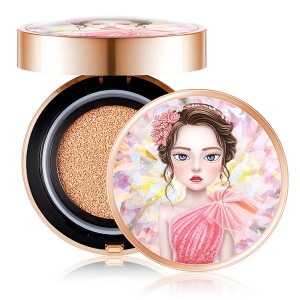 BeautyPeople Absolute Radiant Girl Green Hurb Cushion Foundation SPF50+ PA+++ 18g*2ea