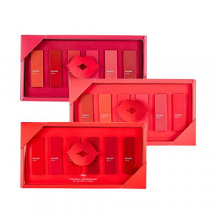 THE FACE SHOP fmgt Rouge Mini Kit 2g X 6ea