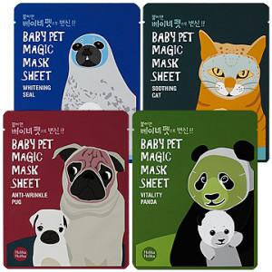 HolikaHolika  Baby Pet Magic Mask Sheet 22ml(1EA)