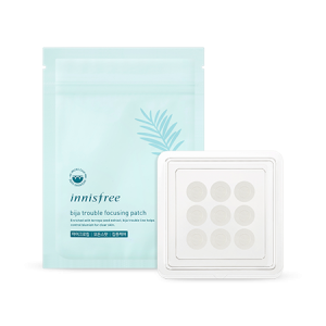 Innisfree Bija Trouble Focusing Patch 9 Patches/1 Sheet