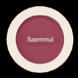 THE SAEM Saemmul Single Blusher 5g [#PP02 Wild Plum]