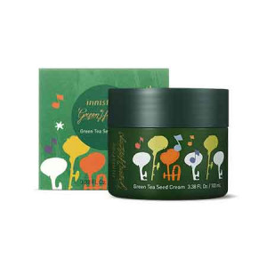 Innisfree [2019 Green Holiday] The Green Tea Seed Cream Holiday 100ml