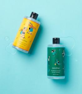Innisfree 2019 Eco Hankie X My Makeup Cleanser - Micellar Oil Water 400ml