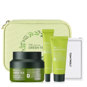 TONYMOLY The Chok Chok Green Tea Safe Watery Set
