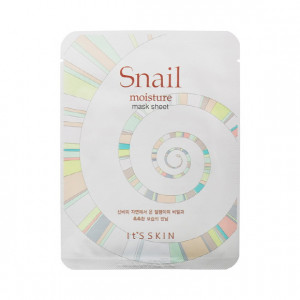 It's Skin Snail Moisture Mask Sheet (1sheet)