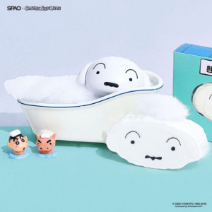 SPAO Crayon ShinChan Bubble Bath Bomb 130g