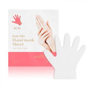 HolikaHolika Baby Silky Hand Mask Sheet 1ea