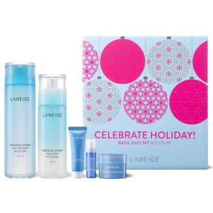 Laneige [Celebrate Holiday] Basic Duo Set Moisture 1Set
