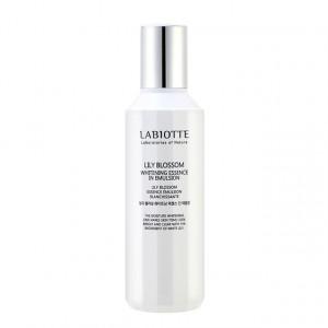 LABIOTTE  LILY BLOSSOM Whitening Essence In Emulsion 130ml