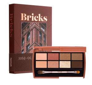 Heimish Dailism Eye Palette Bricks Brown 7.5g
