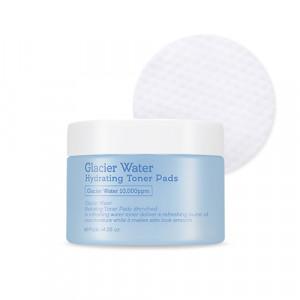 APIEU Glacier Water Hydrating Toner Pads 60p