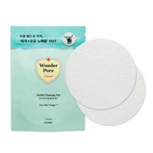Etude House Wonder Pore Bubble Cleansing Pad 7 sheets