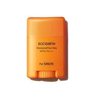 The Saem Eco Earth Waterproof Sun Stick SPF50+ PA++++ 17g
