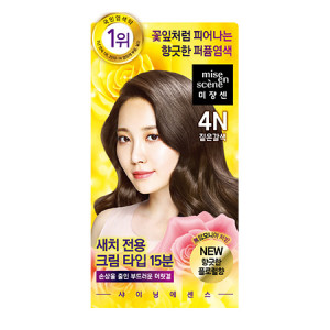 MISEENSCENE Shining Essence [Gray Hair Dye] 50g+50g