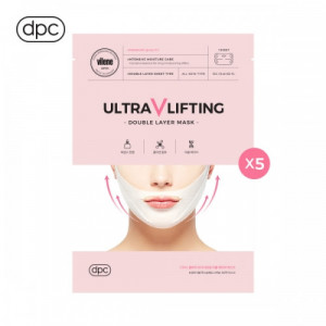 DPC Ultra Lifting Double Layer Mask 5pcs