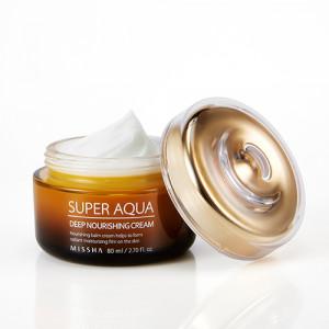 Missha Super Aqua Ultra Waterful Deep Nourishing Cream 80ml